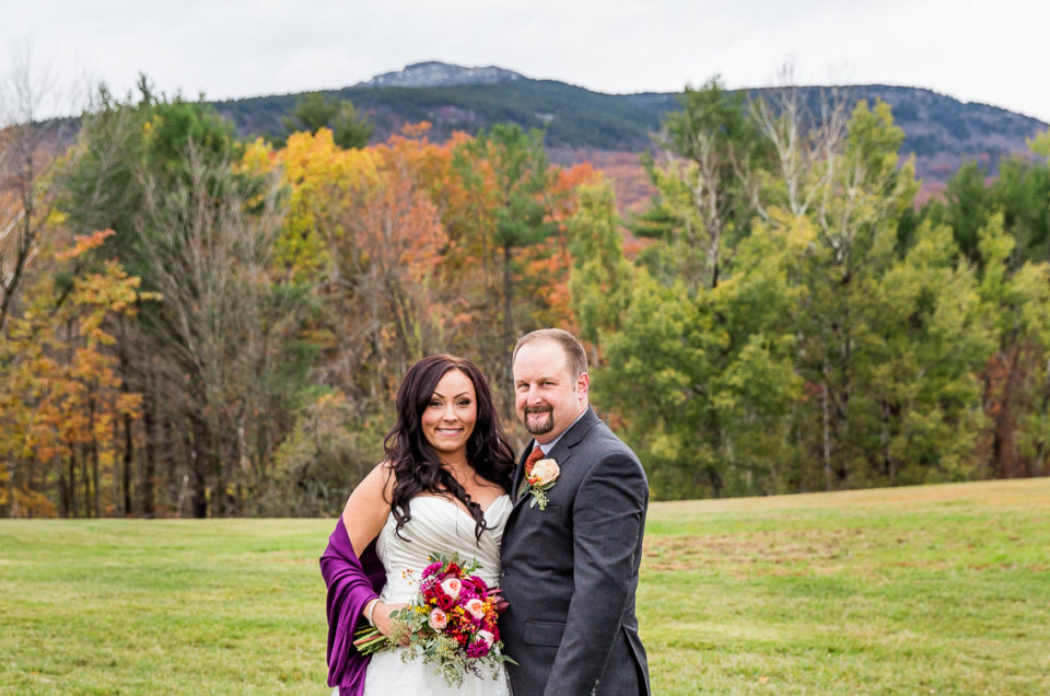 Larocque | Grand View Inn & Resort Wedding in Jaffrey, NH