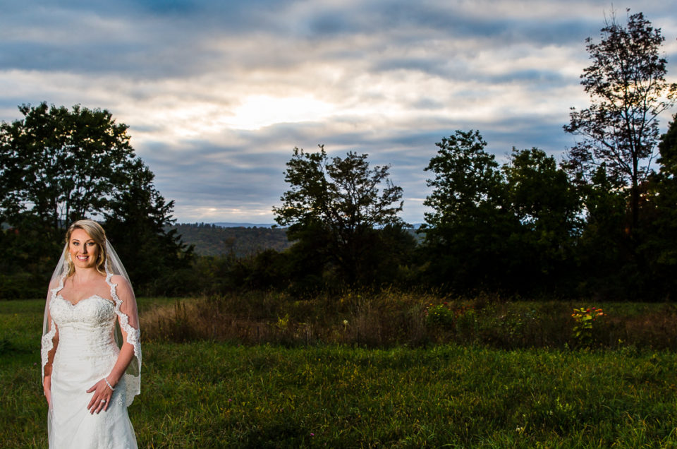 Jen's Bridal Session | Chesterfield New Hampshire