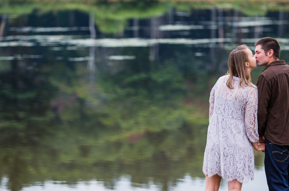 Katie & Doug's Early Fall Engagement Photography