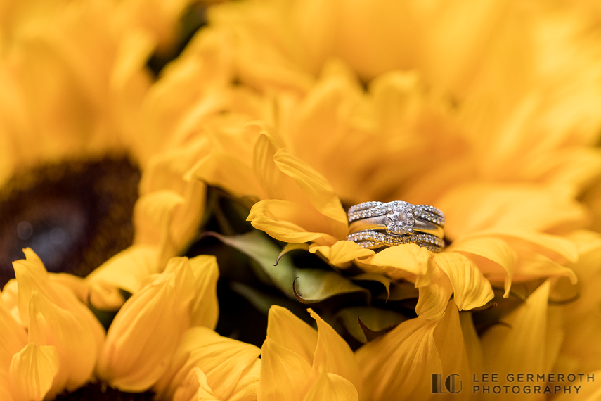 Detail of Rings -- Camp Takodah Wedding in Richmond NH by Lee Germeroth Photography