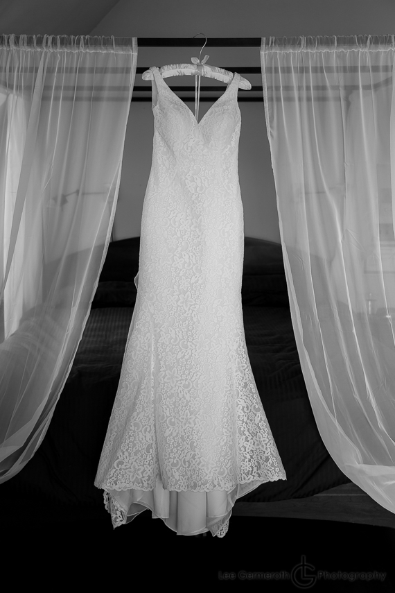 Dress Photo Cobb Hill Wedding in Harrisville by Lee Germeroth Photography