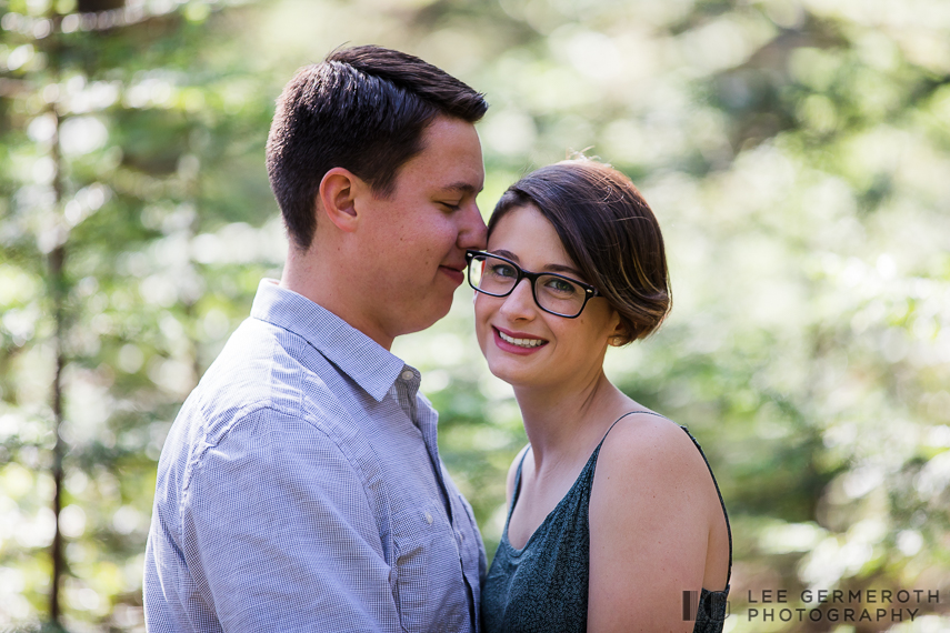 Gunstock Mountain Resort Engagement Session by Lee Germeroth Photography
