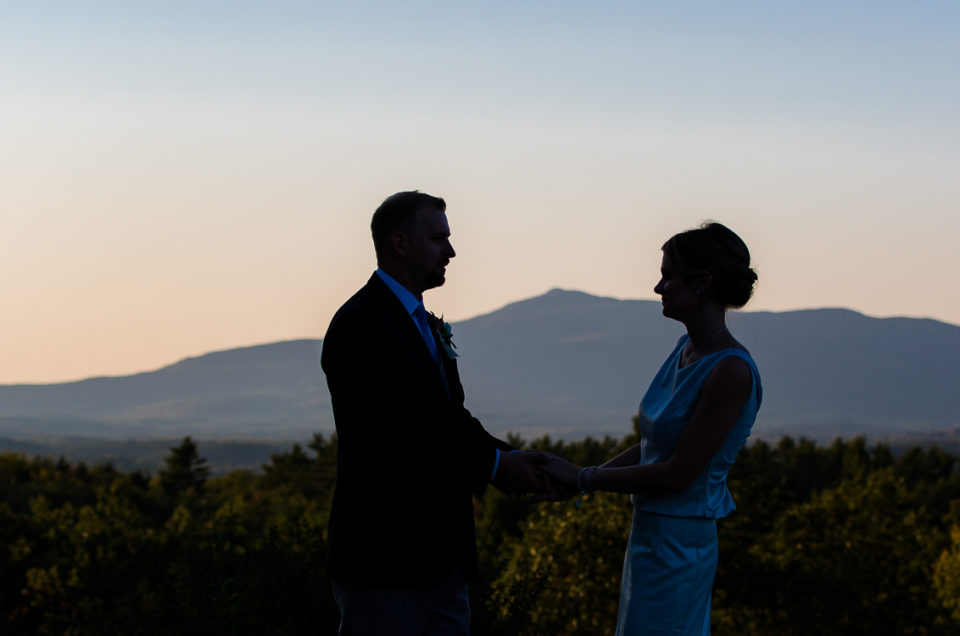 McIntosh | Hidden Hills Rindge, NH Wedding