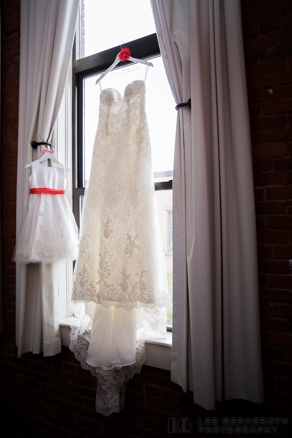 Bridal Gown - Keene Country Club Wedding by Lee Germeroth Photography