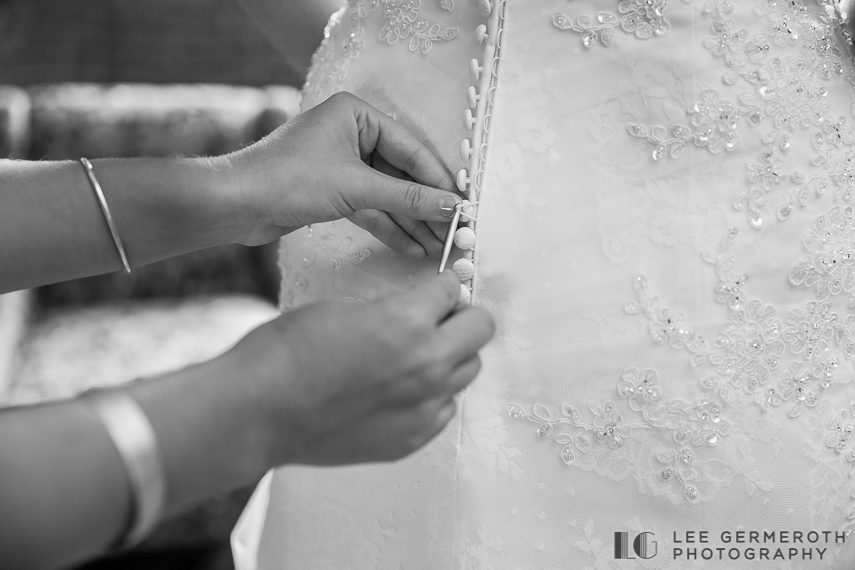Bride prep - Keene Country Club Wedding by Lee Germeroth Photography