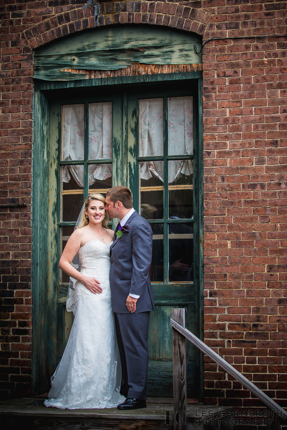 Creative Portrait - Keene Country Club Wedding by Lee Germeroth Photography