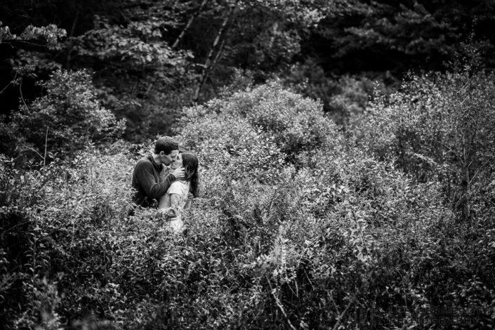 Brattleboro VT Engagement Photographer Lee Germeroth Photography