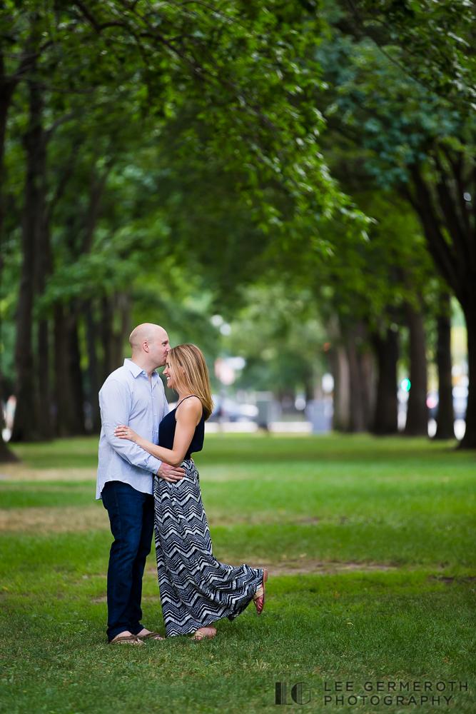 Boston Massachusetts Engagement Photography