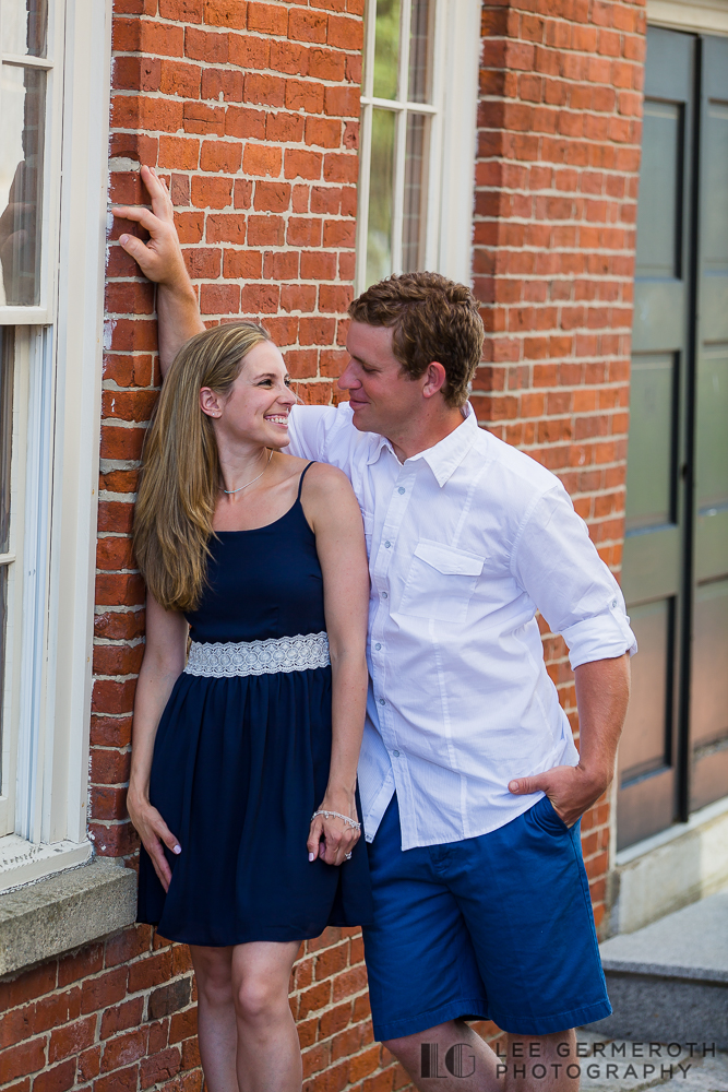 Newburyport MA Engagement Photographer Lee Germeroth Photography