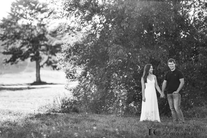 Durham NH Engagement Session by Lee Germeroth Photography
