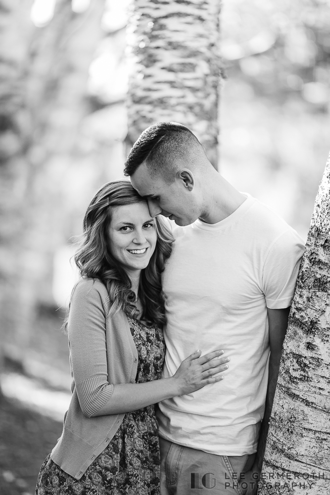 Cornish NH Engagement Session by Lee Germeroth Photography