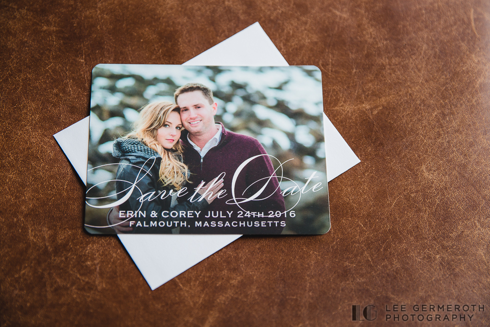 Save the Date Cards - Engagement Photography by Lee Germeroth Photography