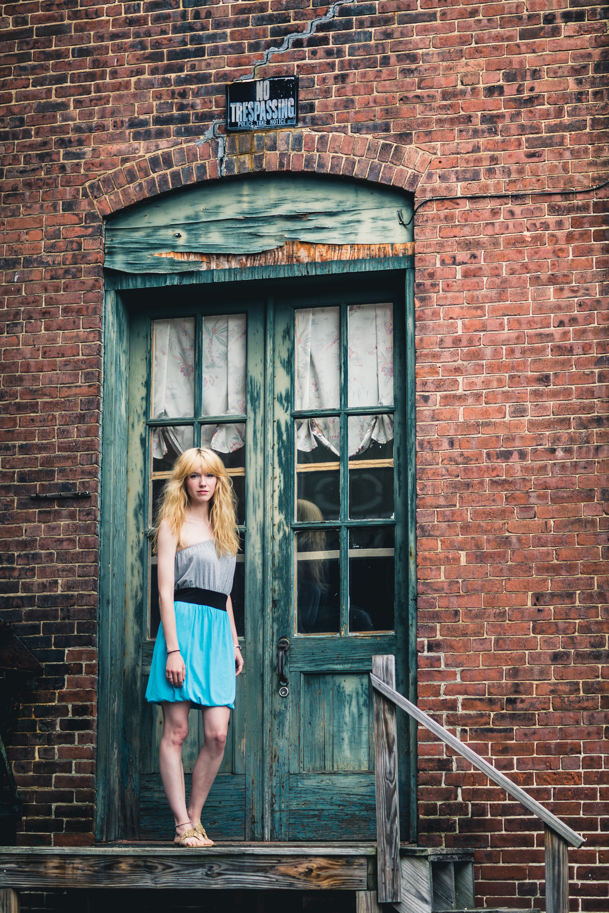 Senior Portrait Photography by Lee Germeroth Photography