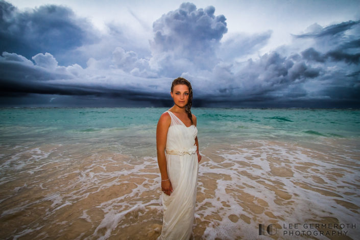 Destination wedding in the Dominican Republic by by Lee Germeroth Photography