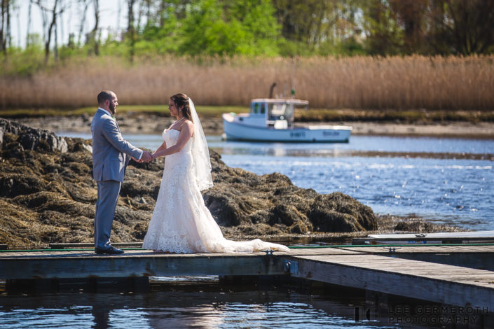 Nonantum Resort Kennebunkport Maine Wedding Photography by Lee Germeroth Photography