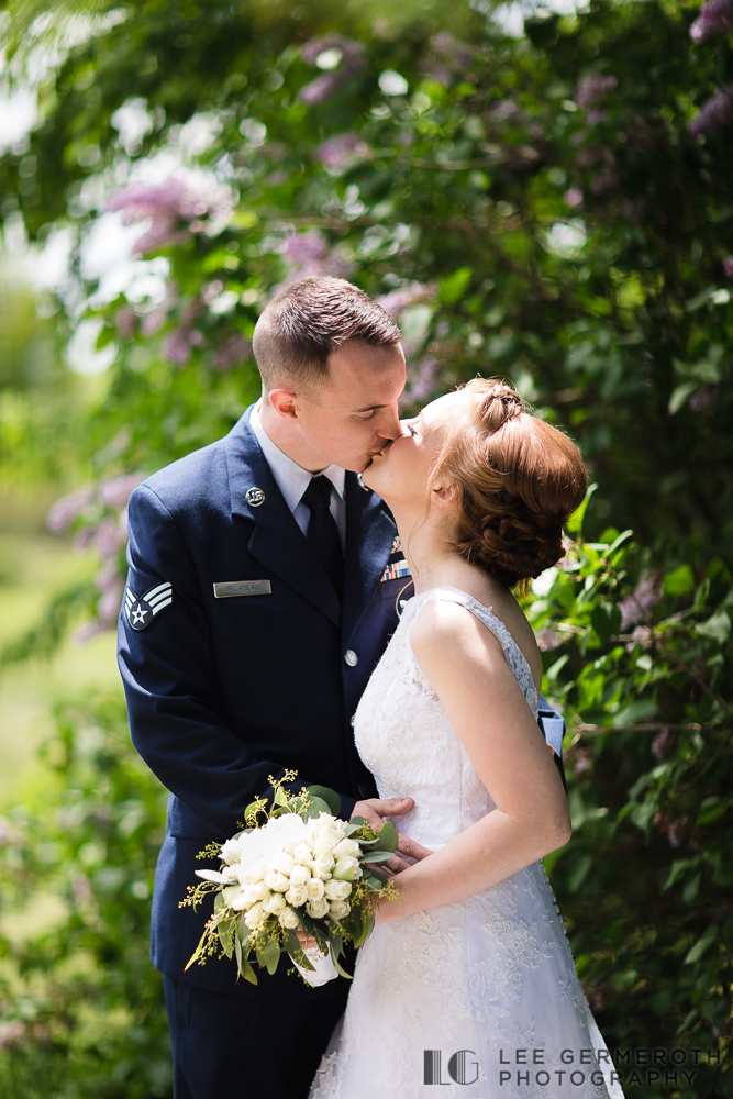 Military Service Member Wedding Photography by Lee Germeroth Photography
