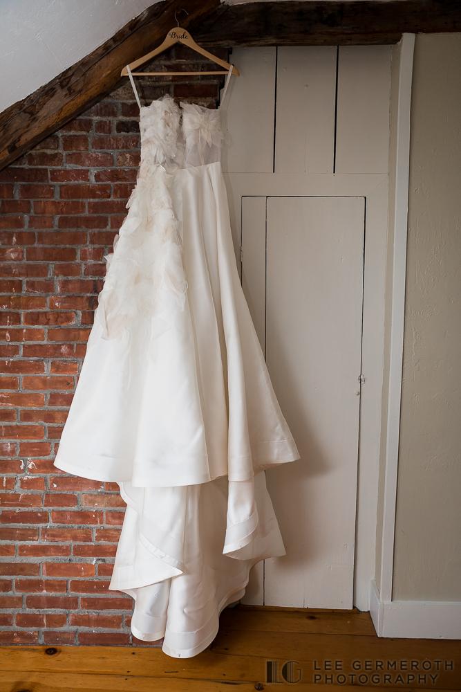 Designer Wedding Dress detail by Lee Germeroth Photography