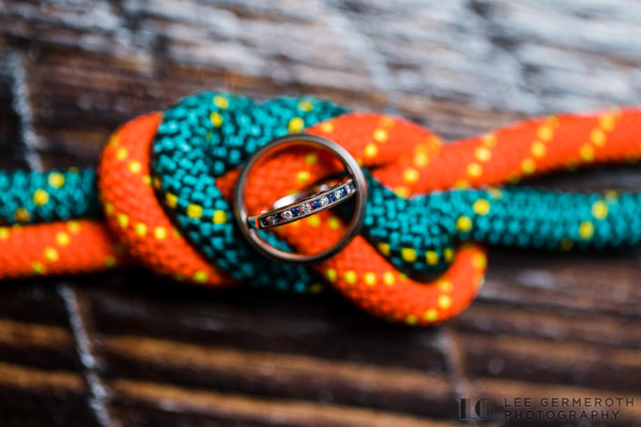 Ring Detail Wedding Photography by Lee Germeroth Photography