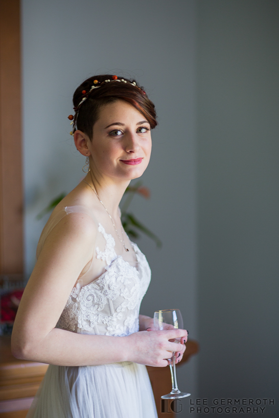 Bridal portrait -- Londonderry Wedding Photography by Lee Germeroth Photography