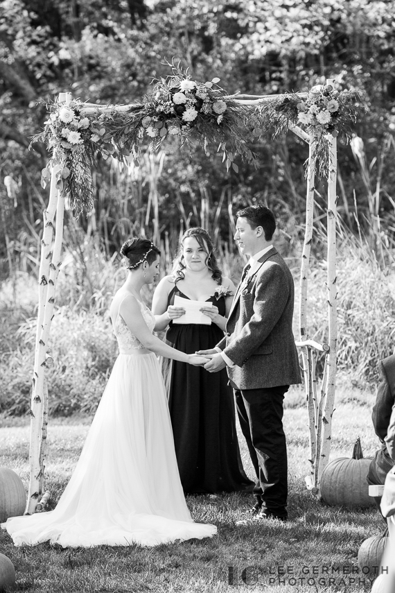 Ceremony -- Londonderry Wedding Photography by Lee Germeroth Photography