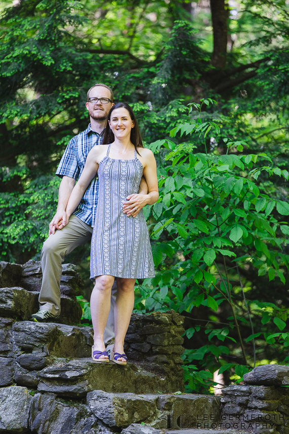 Madame Sherri Forest engagement session by Lee Germeroth Photography