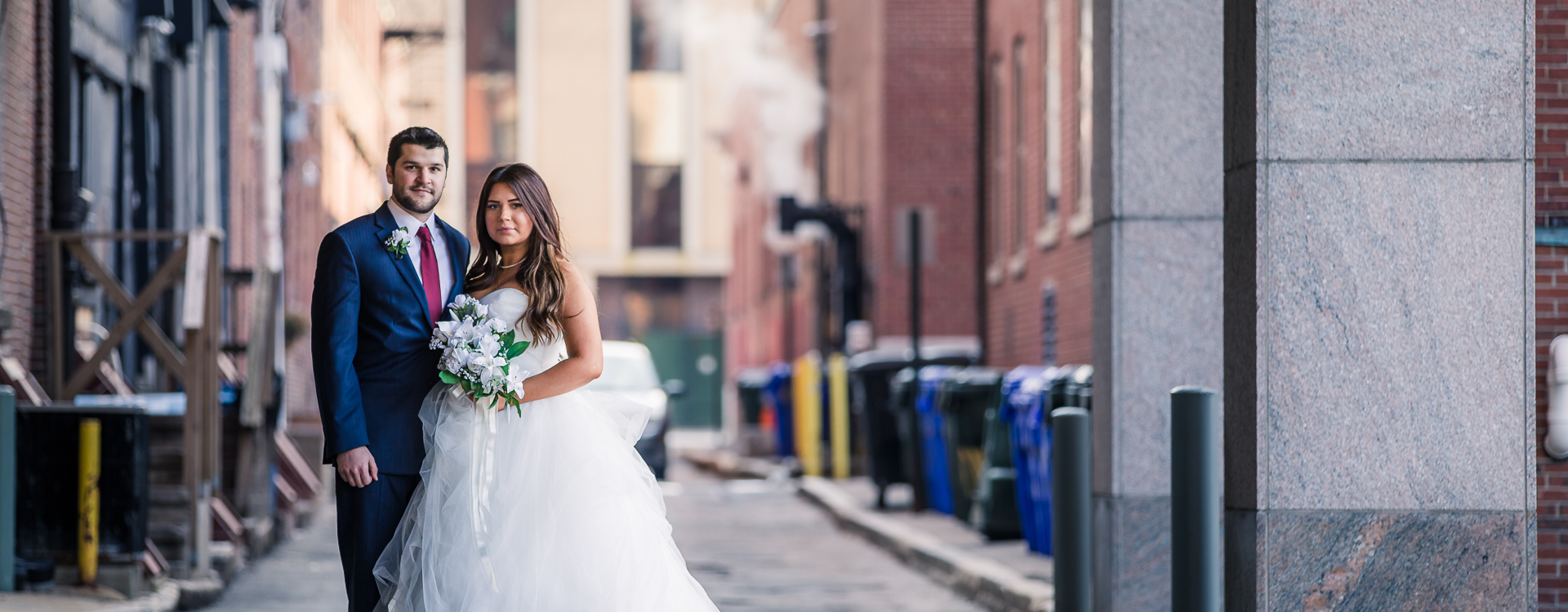Vest | Manchester NH City Hall Elopement - Lee Germeroth Photography