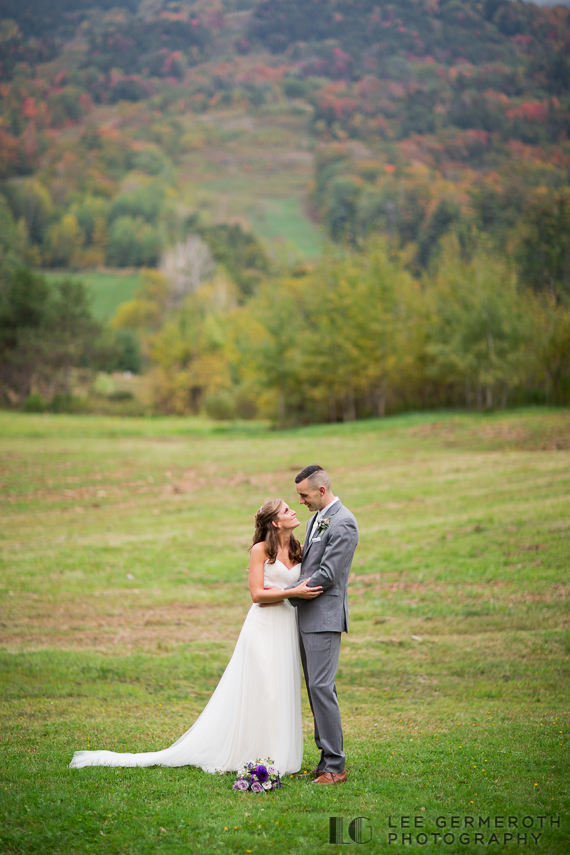Creative Portrait -- Mount Ascutney Resort Wedding by Lee Germeroth Photography