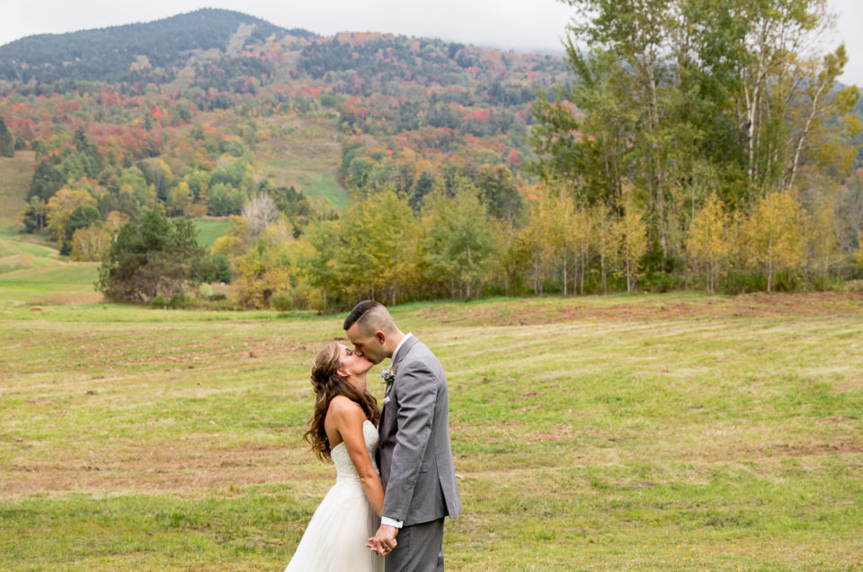Limoges | Mount Ascutney Resort Wedding Photography