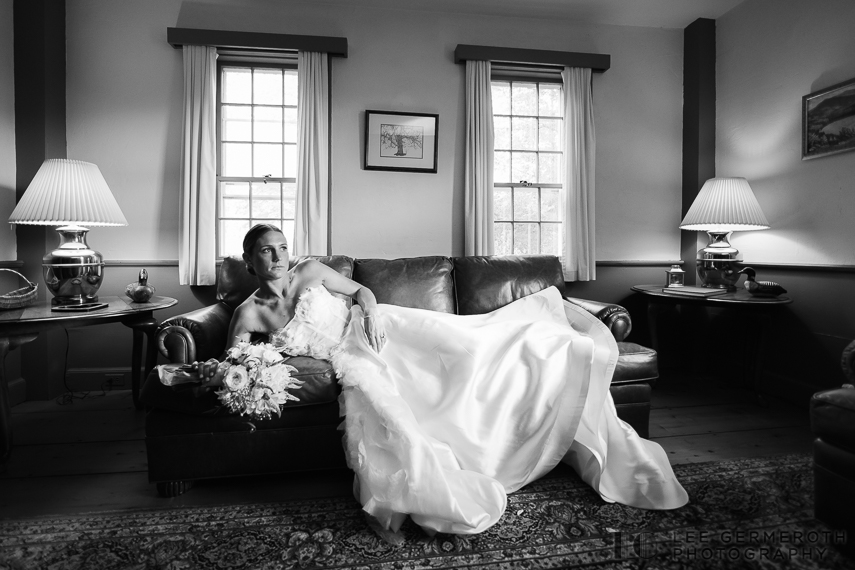 Bridal portrait -- Nelson NH Luxury Wedding Lee Germeroth Photography