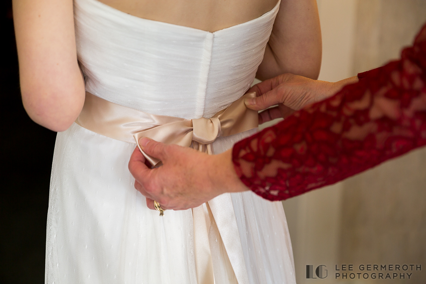 Bride Prep - New Hampshire Country Club Wedding by Lee Germeroth Photography