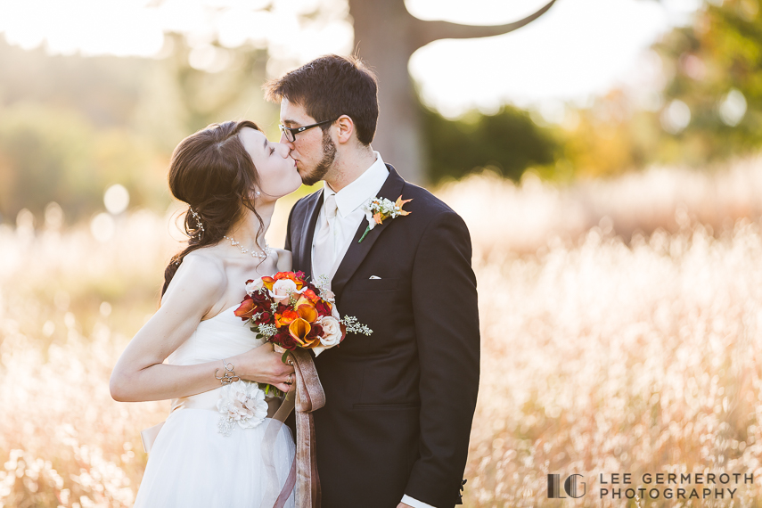 Creative Portrait - New Hampshire Country Club Wedding by Lee Germeroth Photography