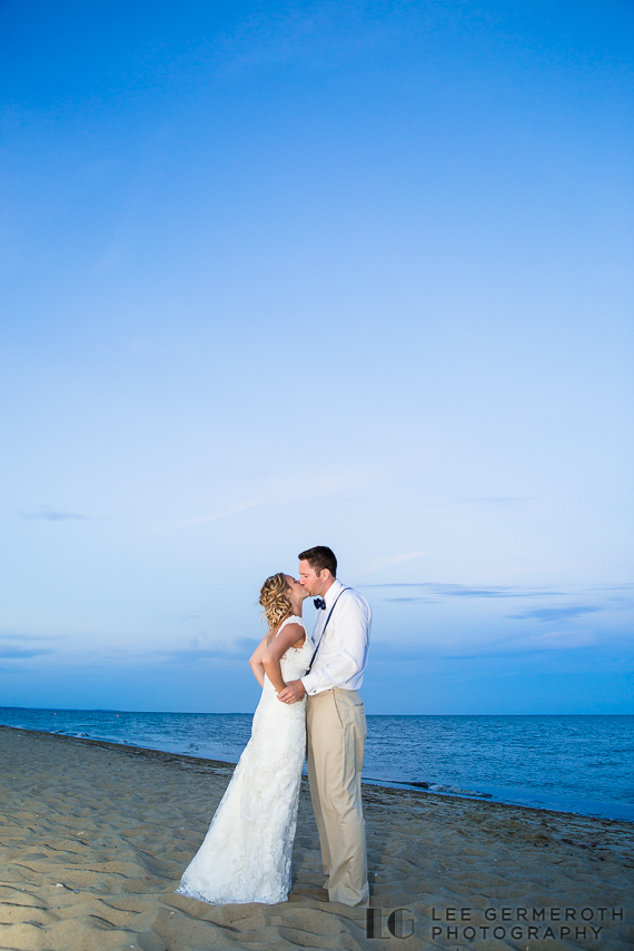 Creative Portrait - Popponesset Inn Wedding on Cape Cod, MA by Lee Germeroth Photography