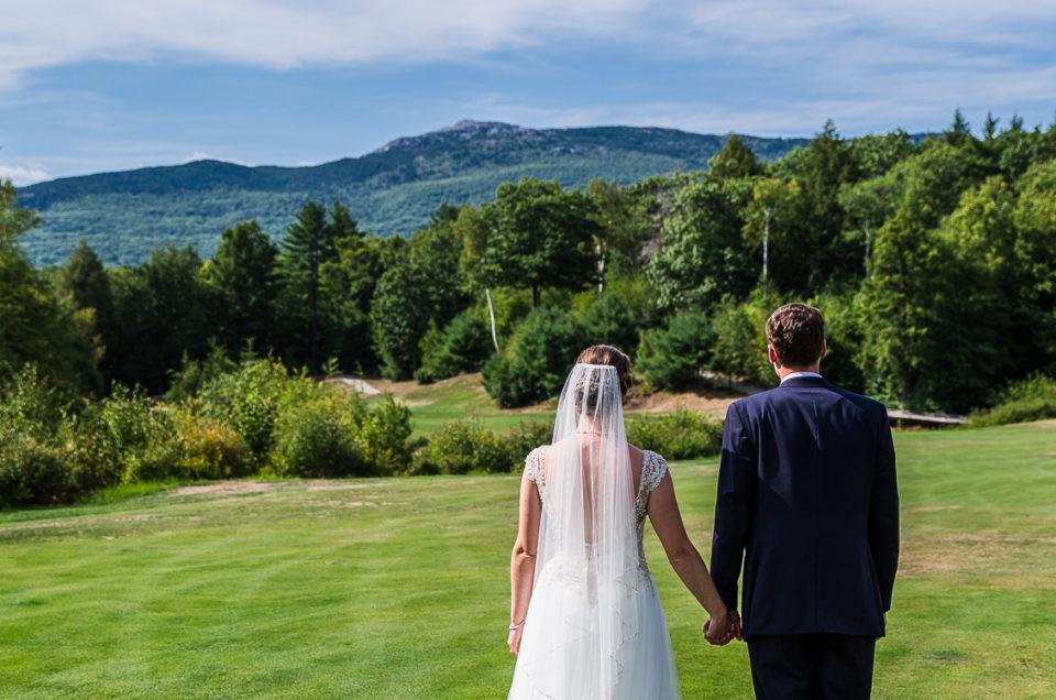 LaRochelle | Shattuck Wedding Photography in Jaffrey, NH