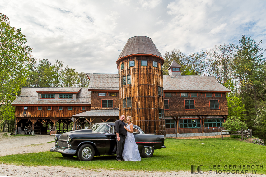 Creative Portrait - Southern NH Wedding by Lee Germeroth Photography