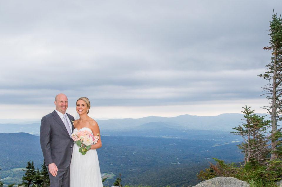 Roberts | Stowe Mountain Resort Wedding Photography
