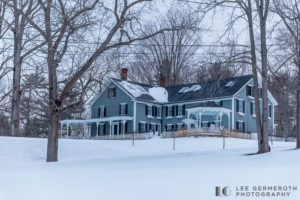 The Thompson Inn Durham NH Wedding Venue by Lee Germeroth Photography
