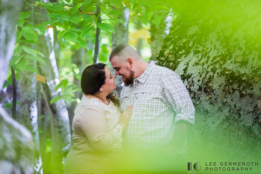 White Mountains Engagement Session by Lee Germeroth Photography