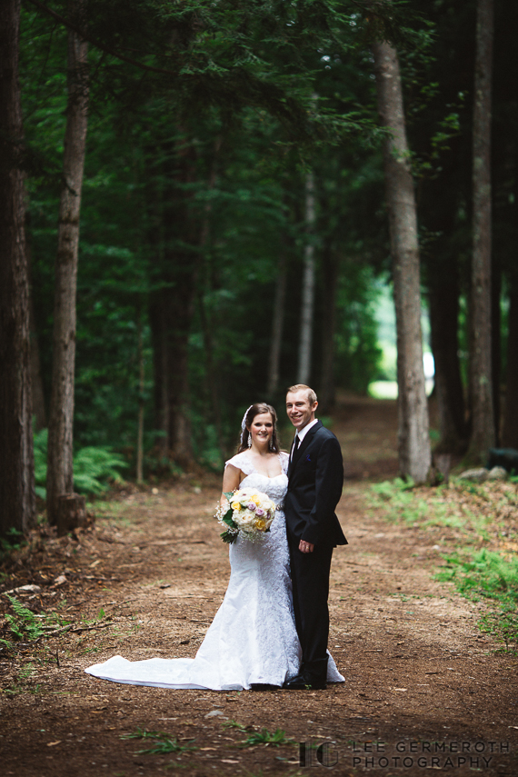 Creative Portraits - Woodbound Inn Rindge Wedding by Lee Germeroth Photography